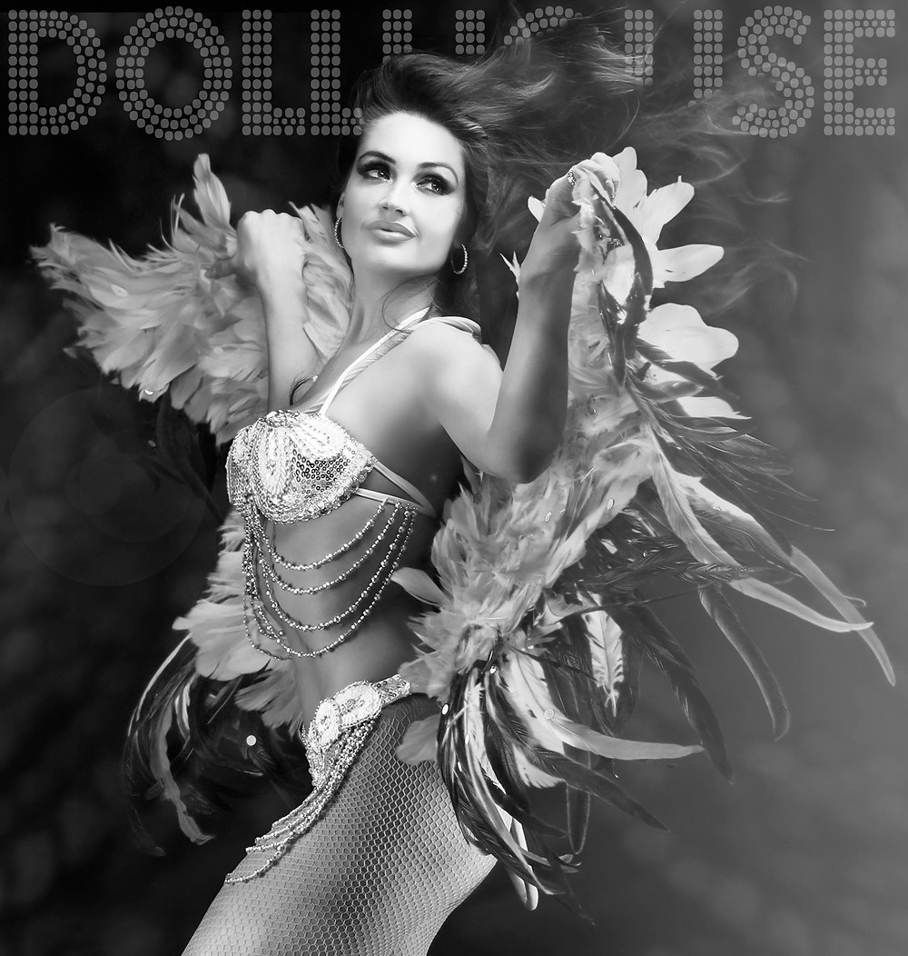 burlesque photography by DollHouse Photography