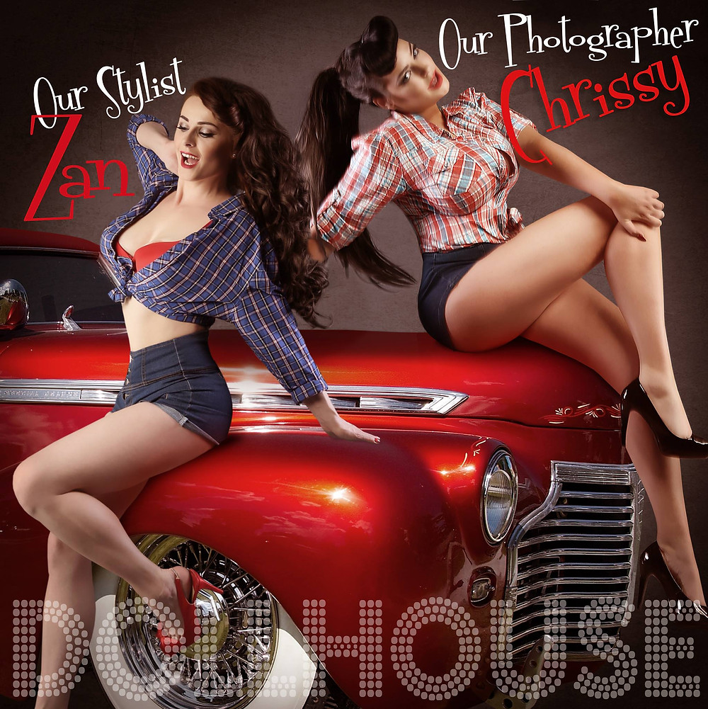 DollHouse Photography Pinup Photographer