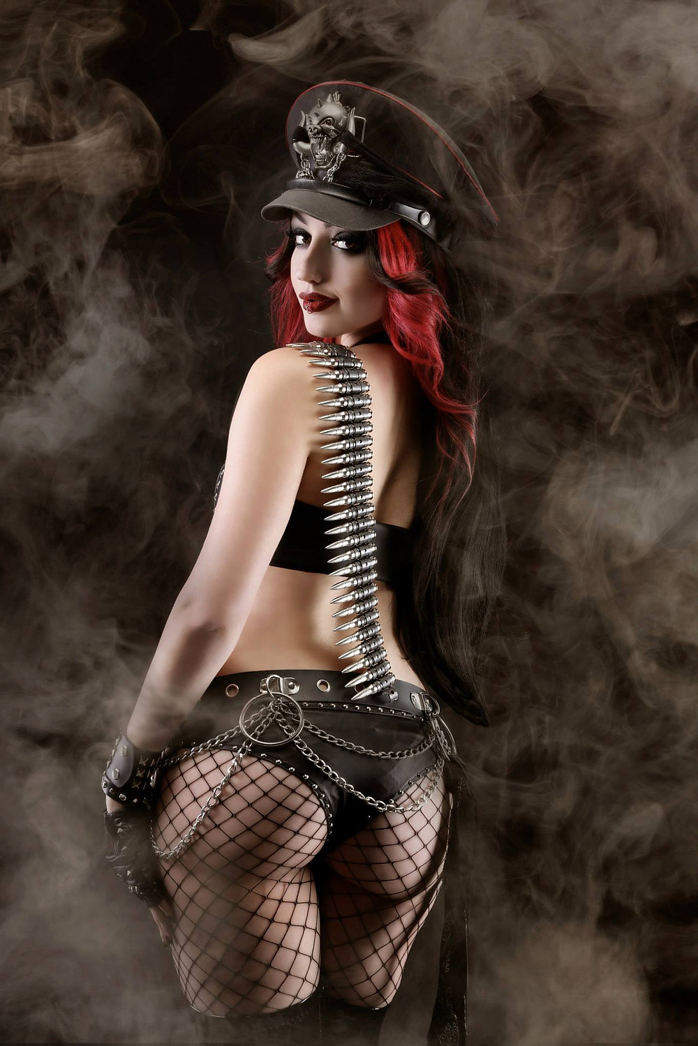 Dani Divine Model by DollHouse Photography
