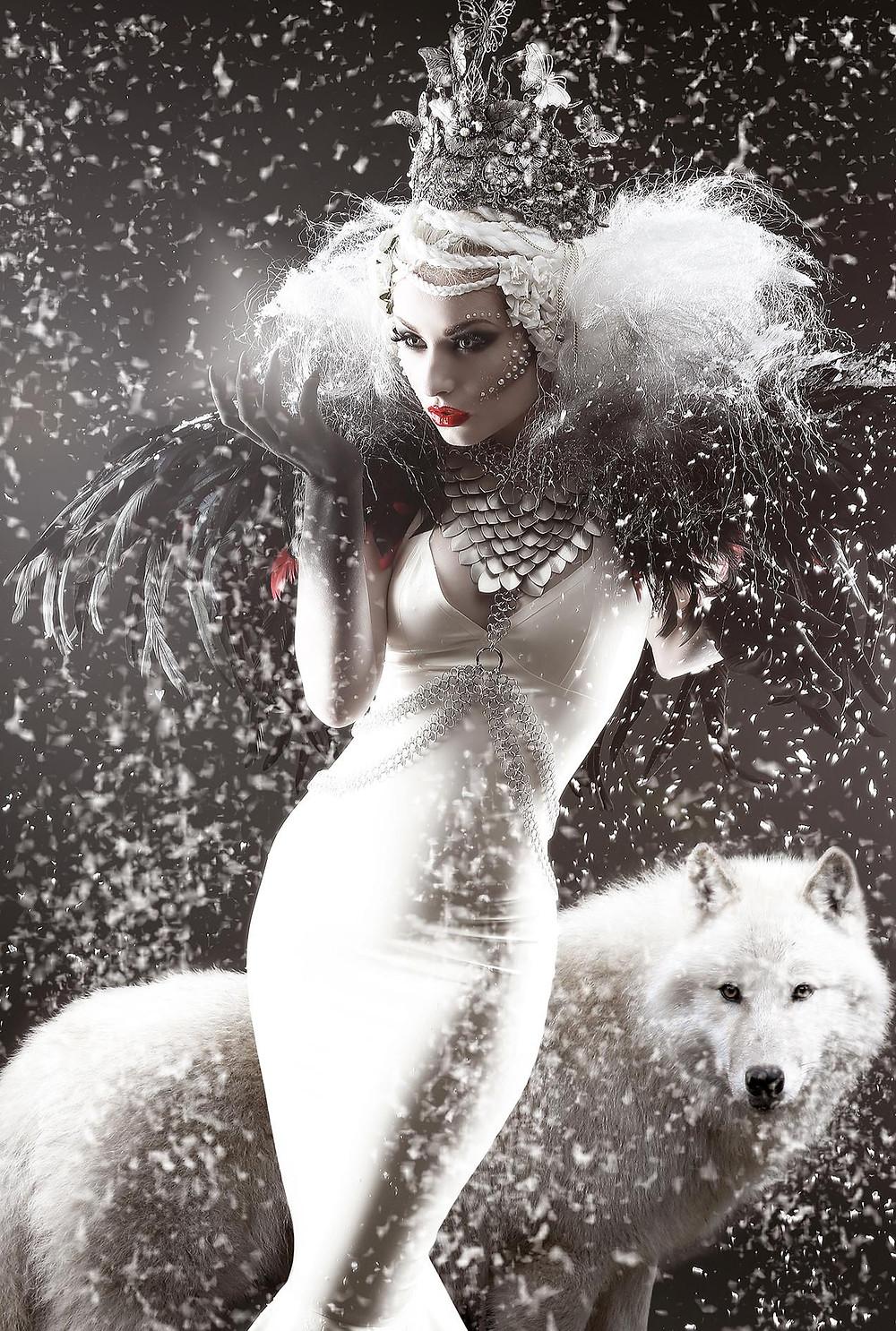 Fantasy Cosplay | Model: Romanie Smith | By Chrissy Sparks at DOLLHOUSE