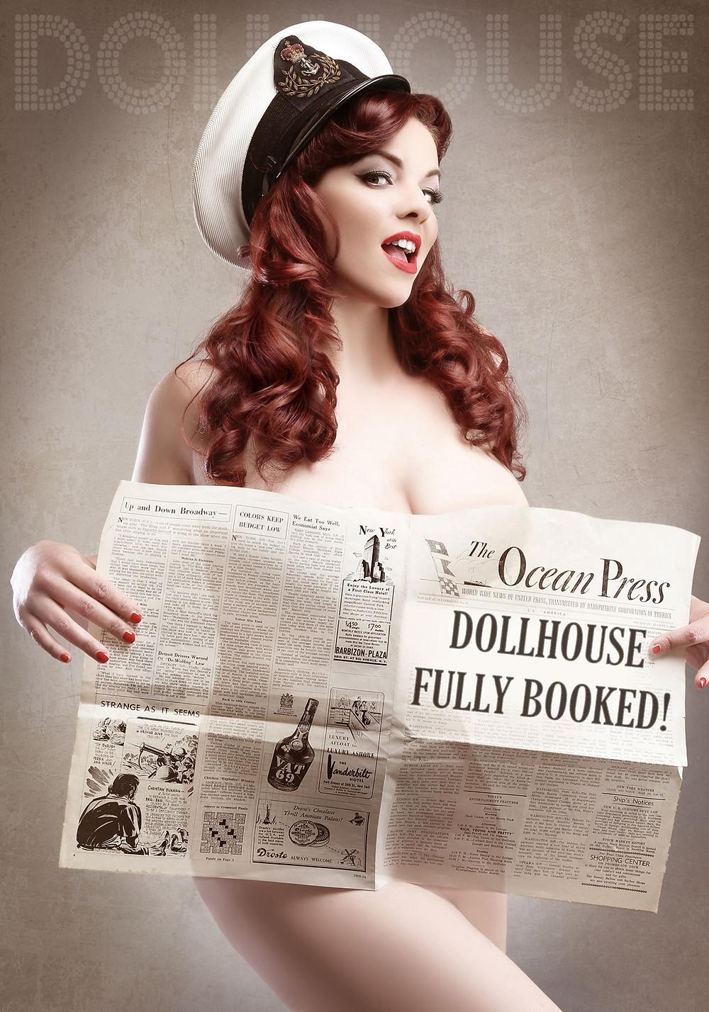 DollHouse Photography - Pinup Photographer Birmingham