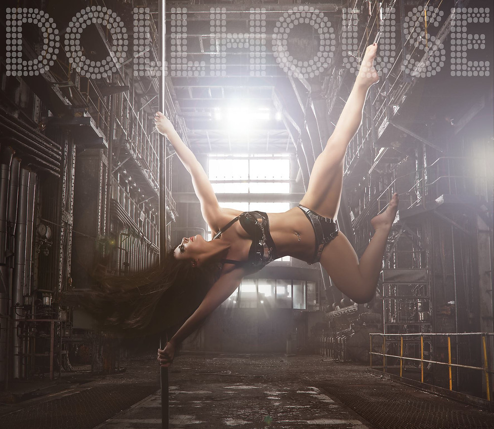 Cherly Judd Pole Dancer by DollHouse Photography
