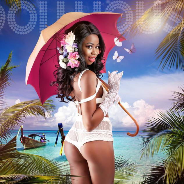 Latoya tropical beach pin up wm.jpg