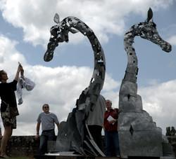 sculpture amboise