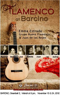 Barcino Show -  November 2012