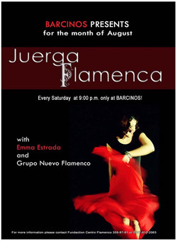 Barcino Show - August 2010