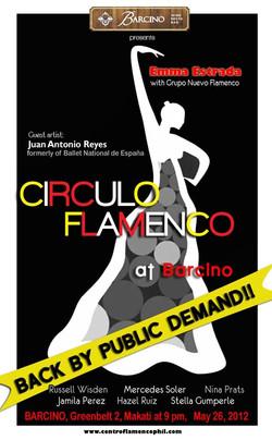 Barcino Show - May 2012