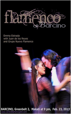 Barcino Show - Febuary 2013