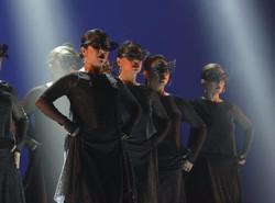 The Masks of Teatro Flamenco
