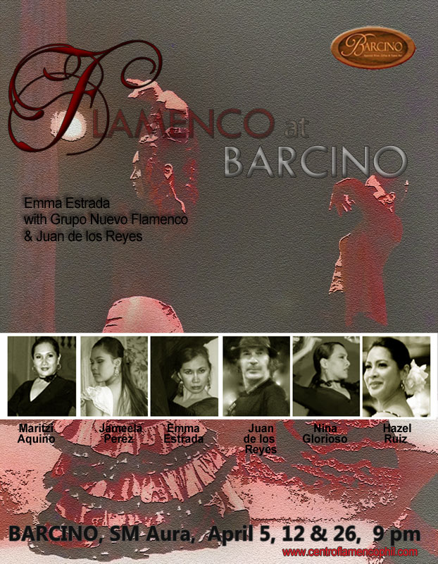 Barcino Show - April 5, 2014