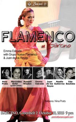 Barcino Show - October 2013