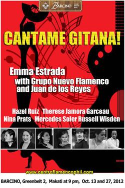 Barcino Show - October 2012