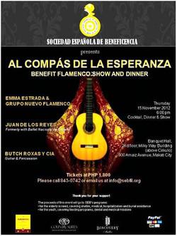 Benefit Show - November 2012