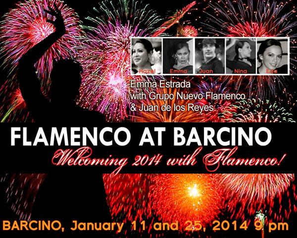 Barcino Show - January 2014