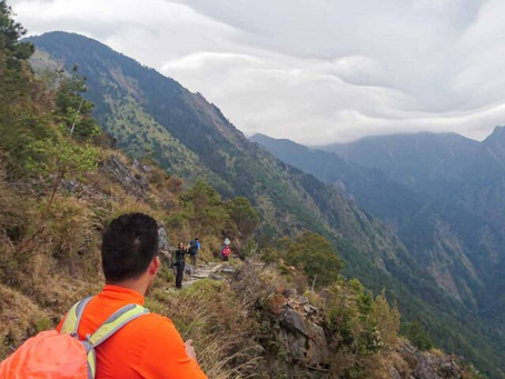 Simple Guidance For You in Mount Yushan