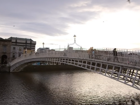 Off Menu – Dublin Itinerary