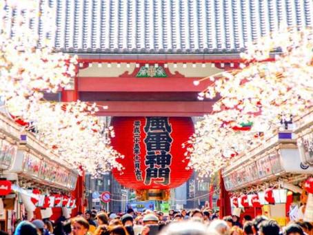 One Day in Tokyo Itinerary | Part 2 | Asakusa - Tokyo Skytree - Tokyo Station