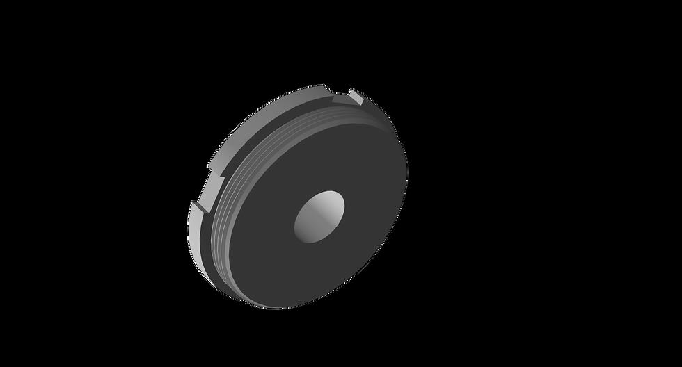 Housing Cap, Steel