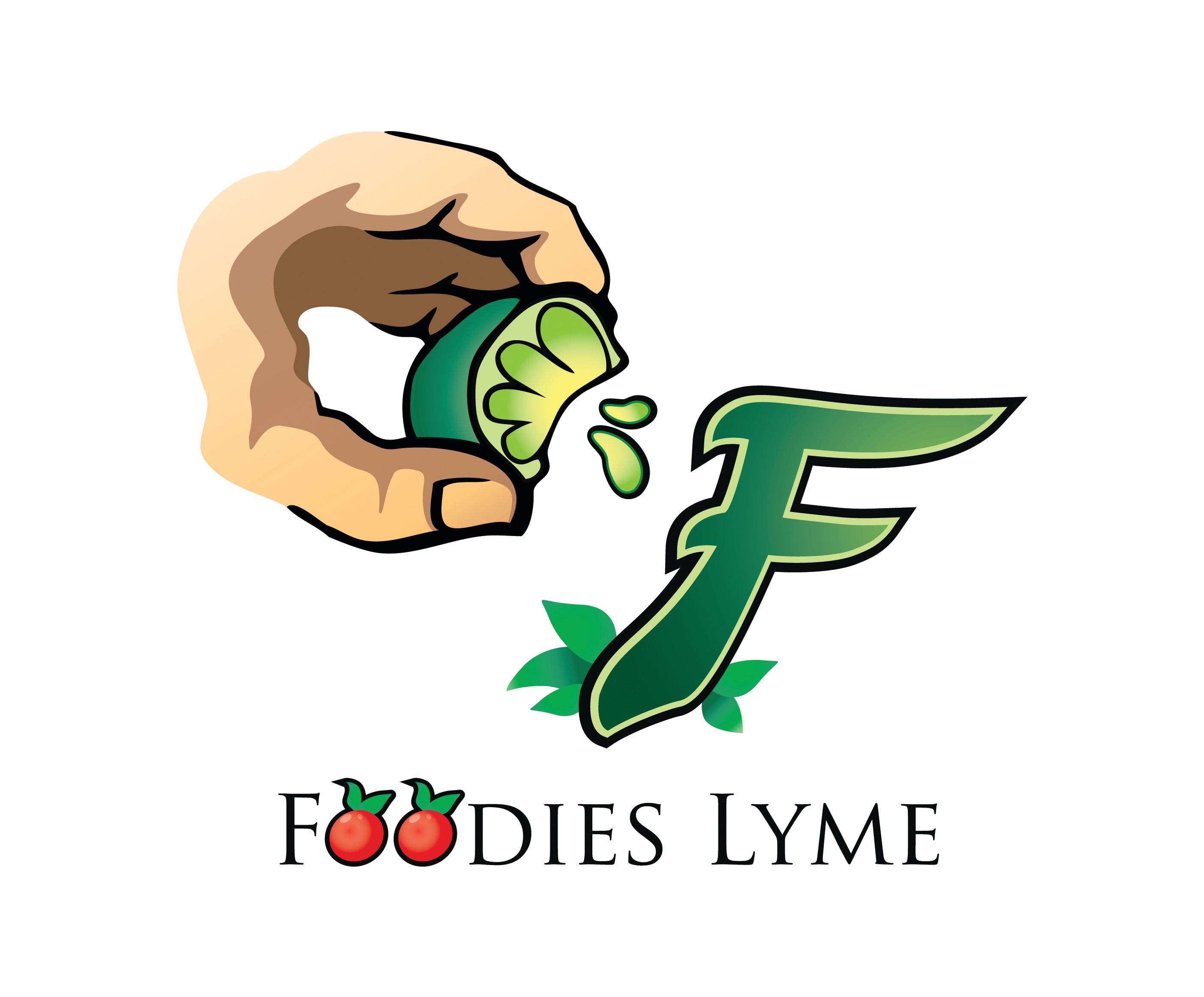 Foodies Lyme Logo