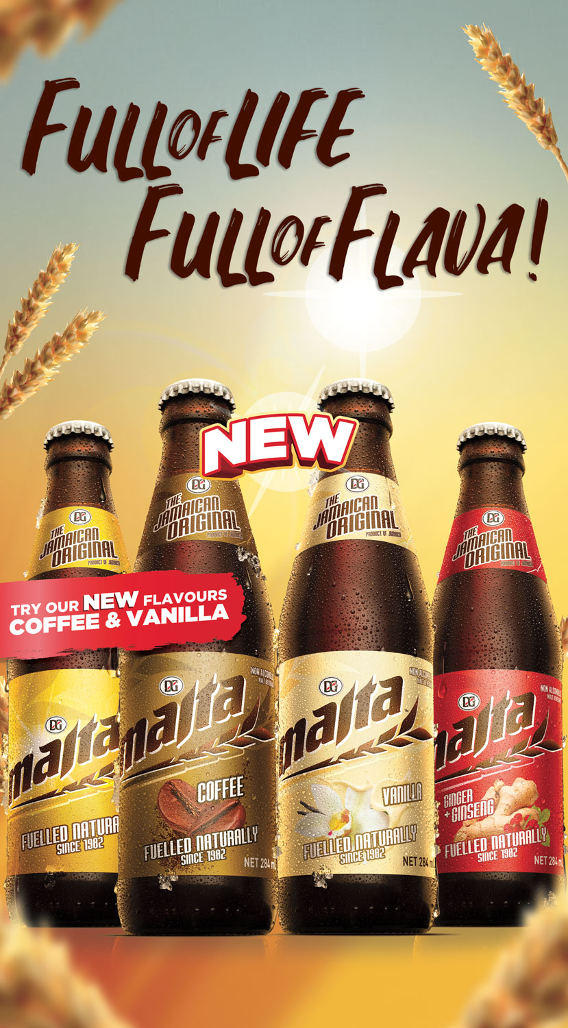 Malta Flavours Press Ad
