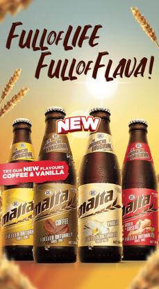 Malta Flavours Press Ad