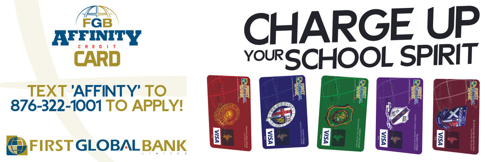 First Global Bank Affinity Cards - Champ