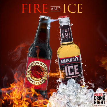 Dragon Stout - Fire and Ice