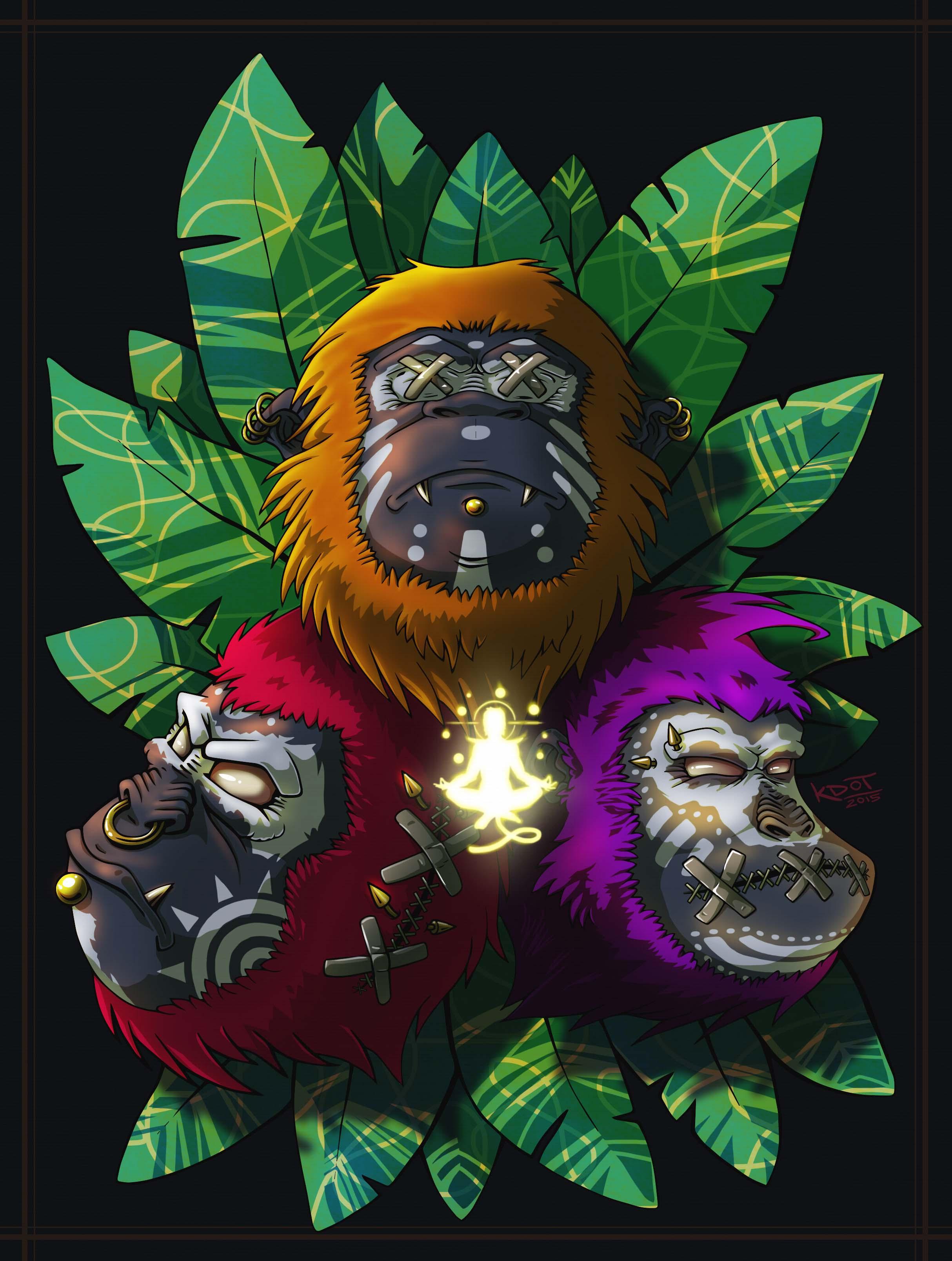 3 Sages