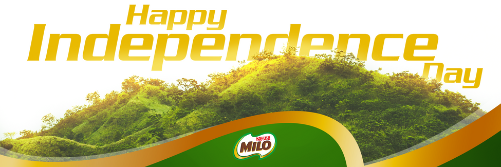 Milo Independence Day Post