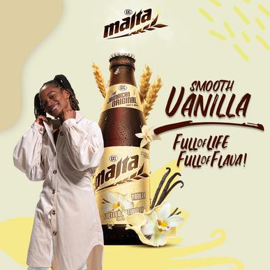 Malta Koffee SM Launch - Vanilla