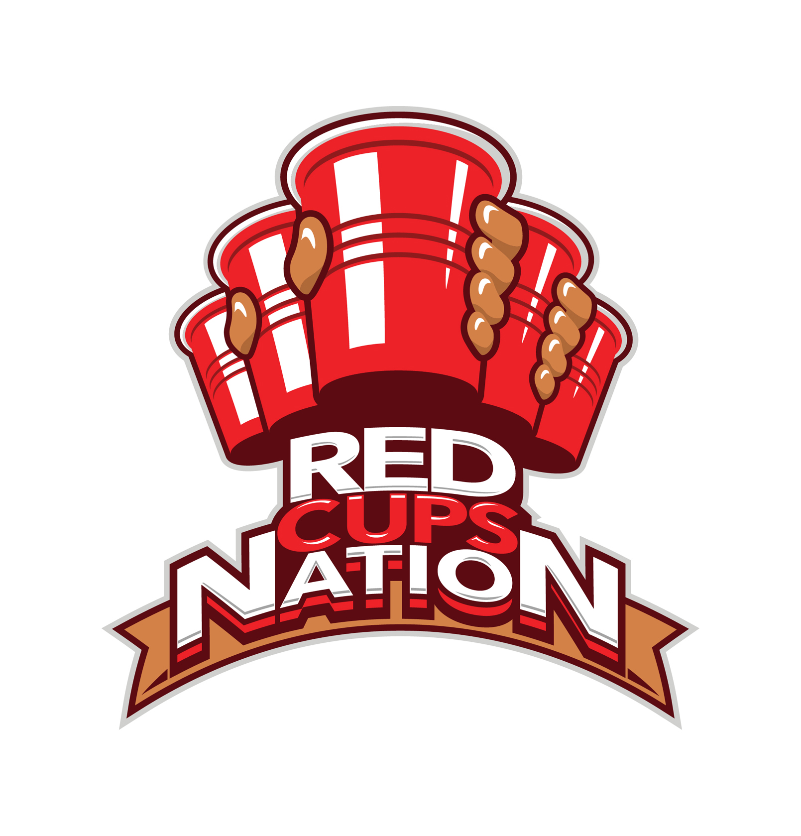 Red Cups Nation Logo