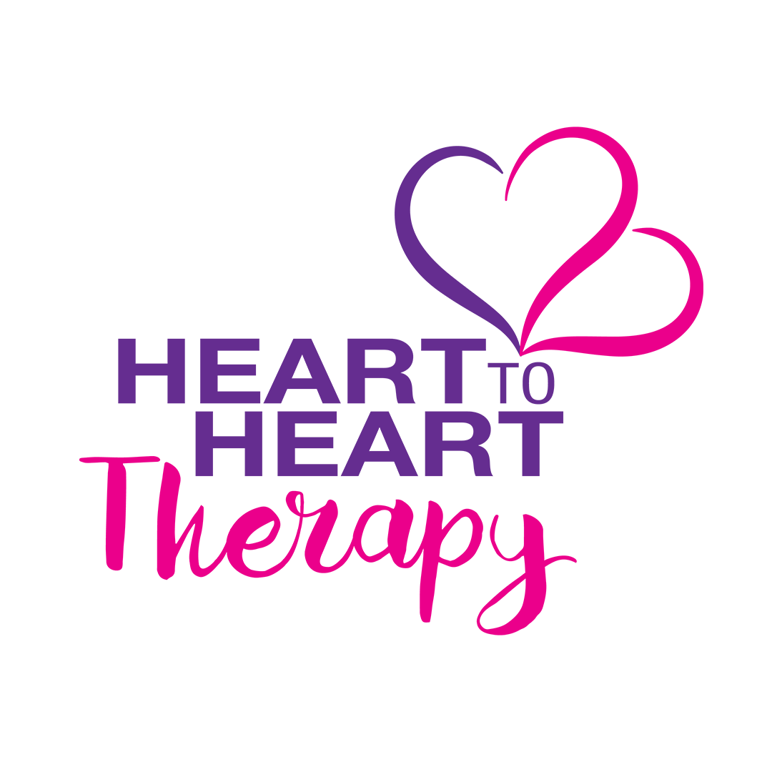 Heart to Heart Therapy Logo