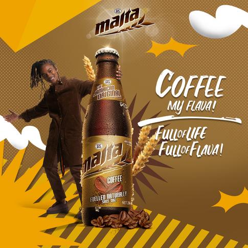 Malta Koffee SM Launch - Coffee