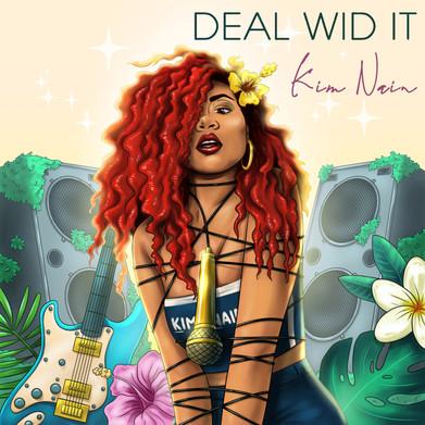 Kim Nain 'Deal Wid It' Album Cover