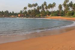 Swimming area Nainamadama
