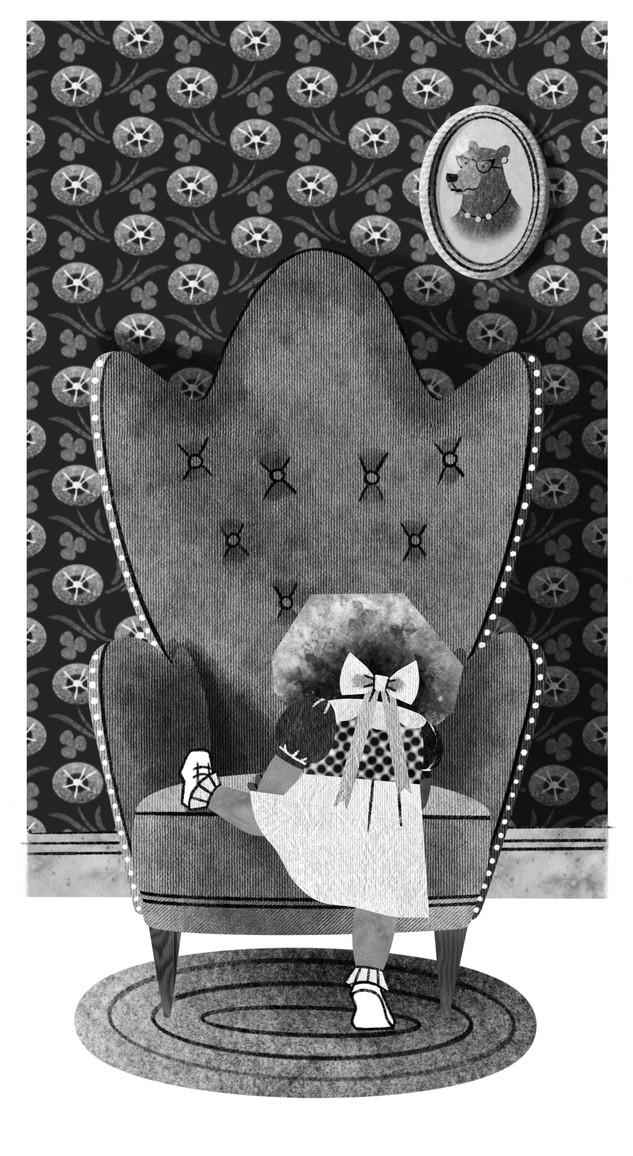 Mama Bear's Chair