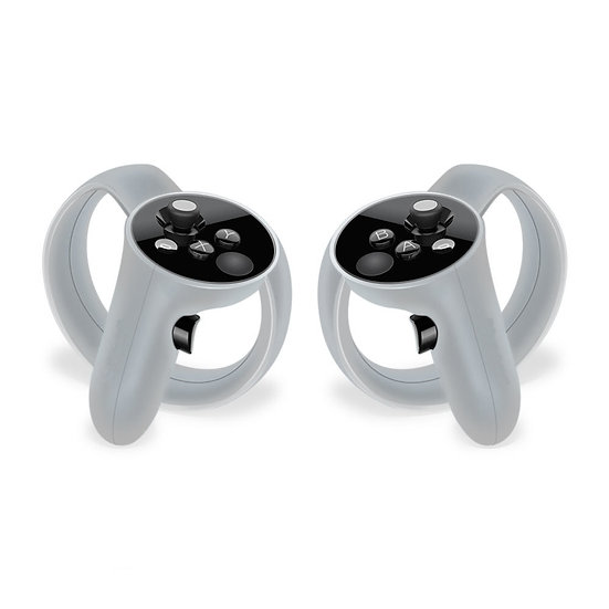 Gelshell Silicone Skin for Oculus Rift Controllers