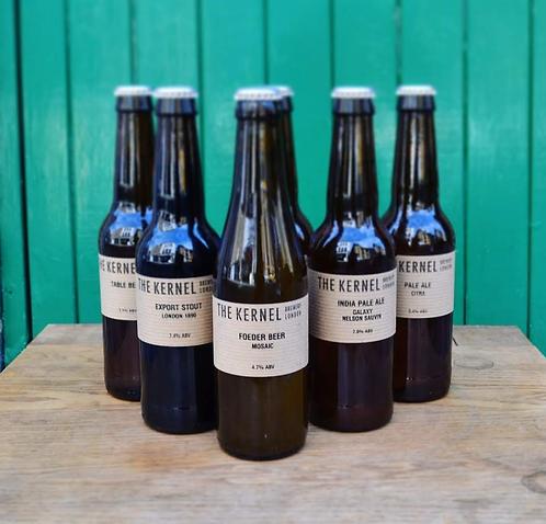 Kernel Boogie | 6 mixed beers
