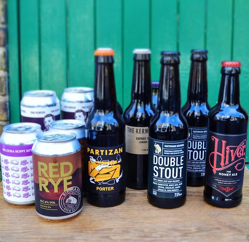 Stout Party | 12 mixed beers