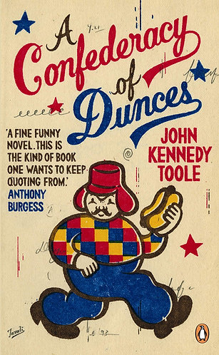 A Conferedacy of Dunces | T. Kennedy