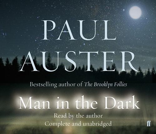 Man In The Dark CD Audio   Paul Auster