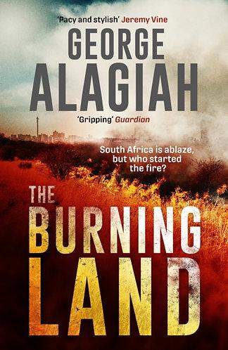 The Burning Land | G. Alagiah