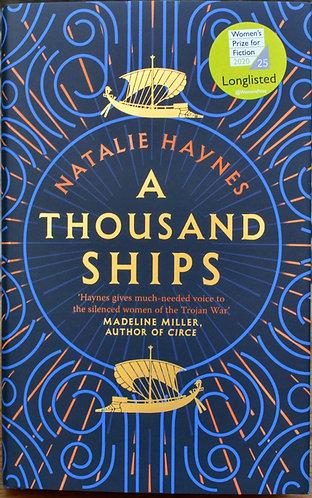A Thousand Ships | Natalie Haynes