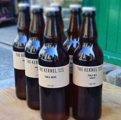 Nirvana | 12 mixed Kernel beers