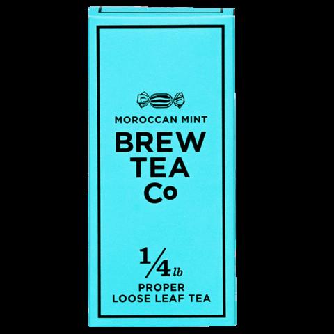 Moroccan mint loose leaf tea large