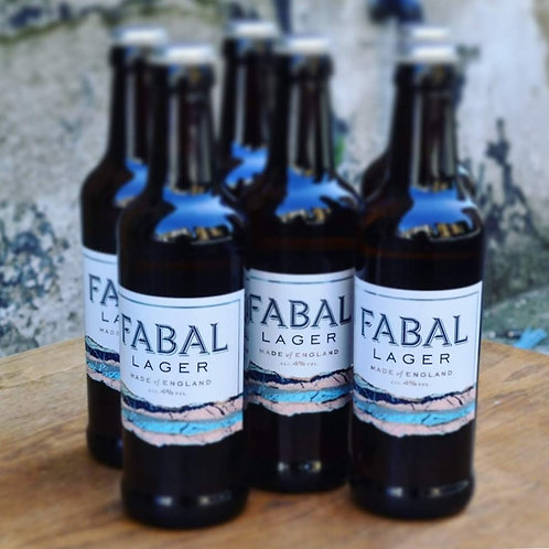 Fidelity| 6no Fabal Lagers
