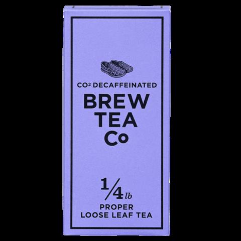 Decaff loose leaf tea large