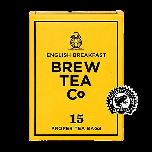 15 Tea bags