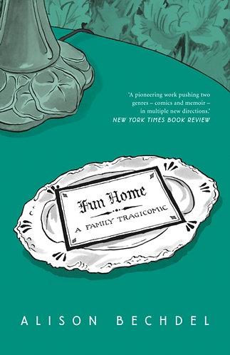 Fun Home A Family Tragicomic | A. Bechdel