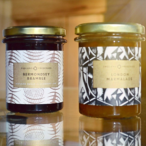Bermondsey Bramble + London Marmalade